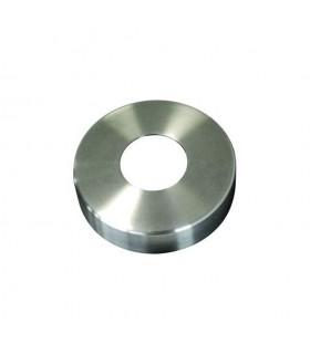 Coupelle cache plaque de fixation Ø42,4mm INOX316