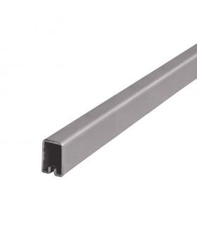 Profil d'encadrement pour tôle longueur 3m INOX304