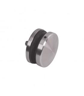 Pince à verre entretoise ø70mm en acier INOX 316 pour verres 8 à 12,76mm