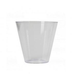 Vitre en verre pour luminaire rond K4.