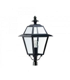 Lanterne carré K14A 47cm sans pied