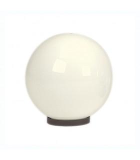Bol de rechange opaque ø25cm pour luminaire globe