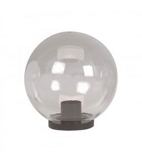 Bol de rechange translucide diametre 30cm pour luminaire globe