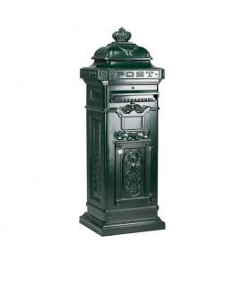 Boite aux lettres colonne 1 portes B1A 105cm
