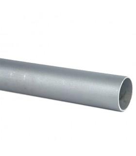 Tube de poteau Ø80mm lisse Hauteur 3000mm