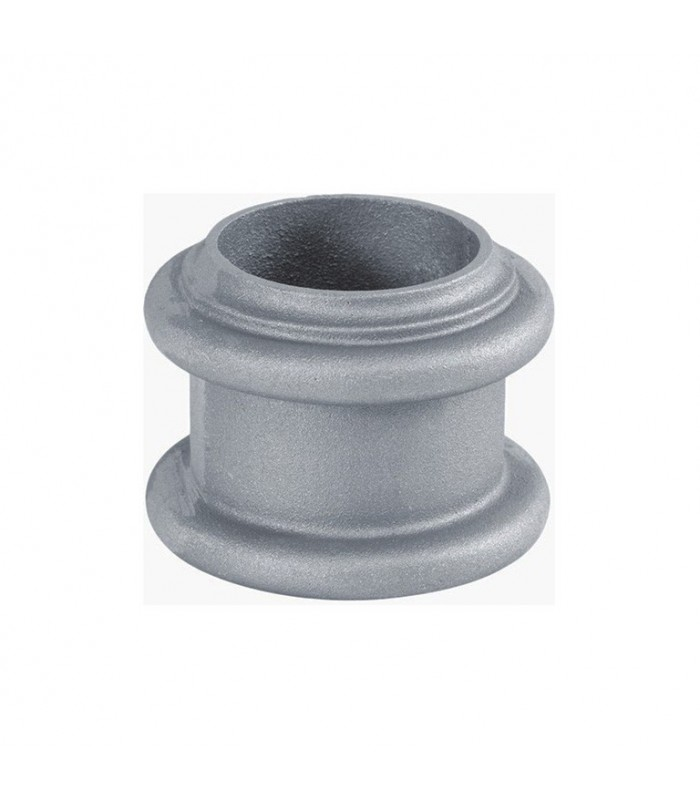Rondelle décorative 95mm pour tube Ø80mm de poteau modulaire