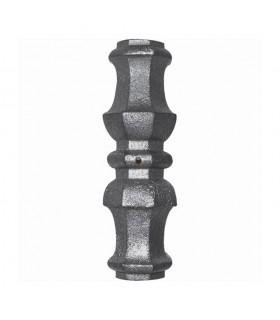 Manchon, garniture haute en fonte vis blocage pour barre diametre 16mm