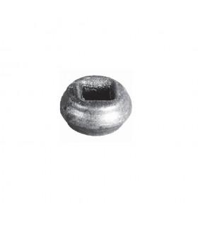Manchon garniture de barreau en acier à souder Ø12mm