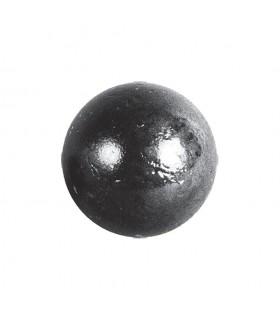 Bille boule de forge sphère pleine lisse en acier forgé diametre 90mm