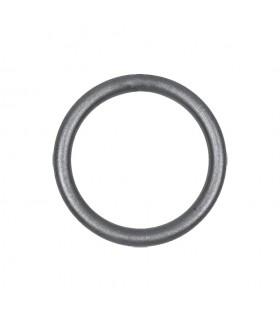 Cercle diamètre 110mm ext en rond de diametre 12mm en acier roulé non soudé.