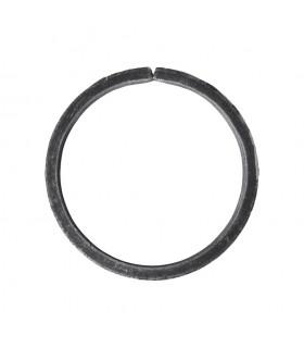 Cercle fer forgé Ø114mm 16x4mm