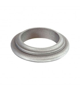 Bague aluminium pour tube lisse Ø80mm de poteau modulaire