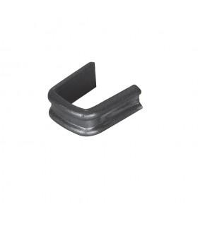 Colliers 2 nervures 14x4mm pour 2x 12x6mm pour enserrage de balustres