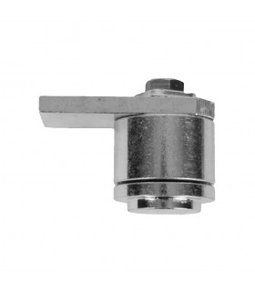 Pivot roulement haut Ø45 pour tube de 30x30mm