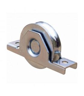 encastrer ø160mm gorge en U double roulement pour tube de 140x60mm
