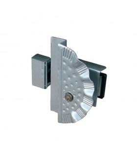 Option Cache-serrure et serrure pour portillons avec ouverture à droite