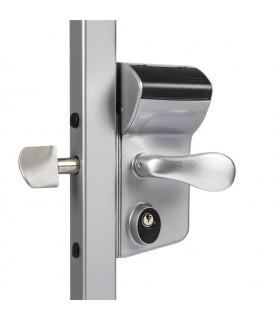 Serrure à code mécanique LLKZ mécanisme INOX pour portails coulissants