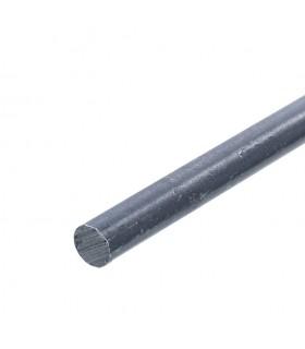 Barre profilée rond ø16mm longueur 2m lisse en acier laminé brut