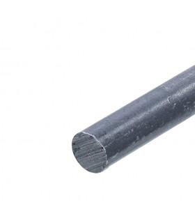 Barre profilée ronde de ø10mm longueur 2m lisse en acier laminé brut