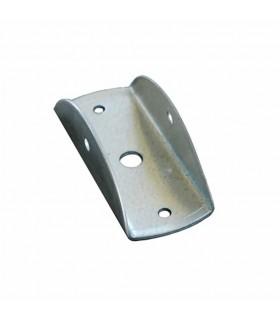 Connecteur de tube galvanisé de pergola mistral ou alizée en kit