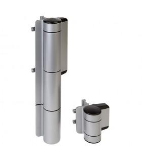 Ferme porte charnière hudraulique verticlose ( 2 pièces )