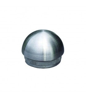 Bouchon rond de finition INOX304 Ø48,3mm
