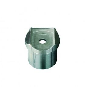 Support de main courante Ø42,4mm INOX316