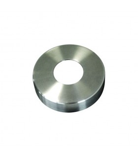 Coupelle cache plaque de fixation Ø42,4mm INOX304
