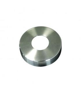 Coupelle cache plaque de fixation Ø48,3mm INOX304