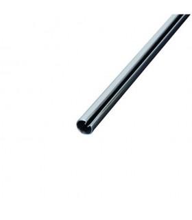 Profil d'encadrement Ø18mm pour tôle 3m INOX304