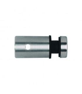 Connecteur en applique pour plexi épr 8mm et cable Ø4mm