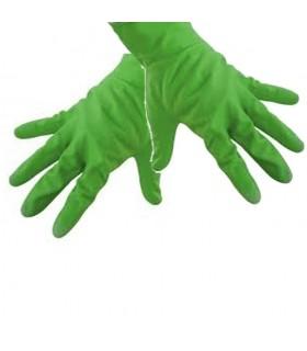 Gants de protection anti acide à manche longue