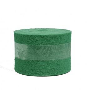 Rouleau abrasif doux agro vert 5m x 14cm