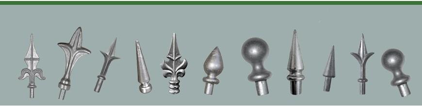 Pointe aluminium