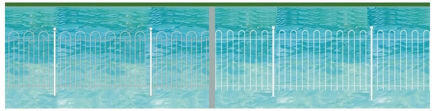 Barrières de piscines à assembler vous même aux normes de sécurité