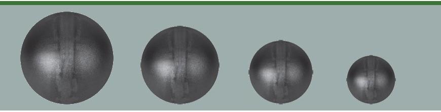 Sphère creuse en acier
