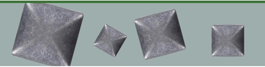 Carré aluminium
