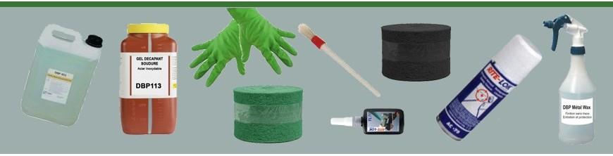 Nettoyage et entretien inox